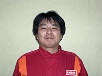 日原店長:曽田 学